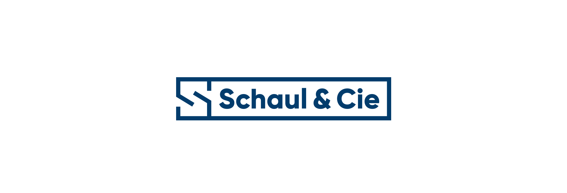 Schaul & Cie Logo - identité visuelle